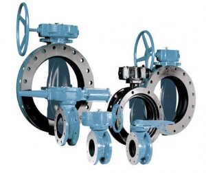where butterfly valve is used